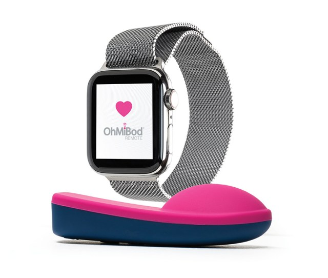 Ohmibod Launches Remote Intimacy App For Apple Watch At Ces 2019 Business Wire