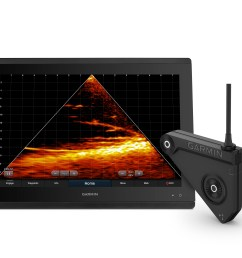 garmin brings panoptix livescope live scanning sonar to even more anglers with the new single array lvs12 transducer business wire [ 3600 x 2587 Pixel ]