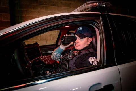The new FLIR Scion Professional Thermal Monocular (PTM) for public safety professionals can stream l ...