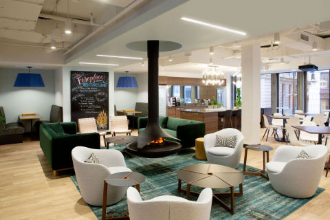 For entrepreneurs, by entrepreneurs, Venture Lane brings together the best elements of coworking spa ...