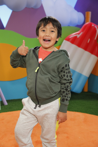 Ryan Playdate : playdate, Nickelodeon, Unveils, Ryan's, Mystery, Playdate,, Brand-New, Preschool, Series, Starring, YouTube, Superstar, ToysReview, 14.02.2019