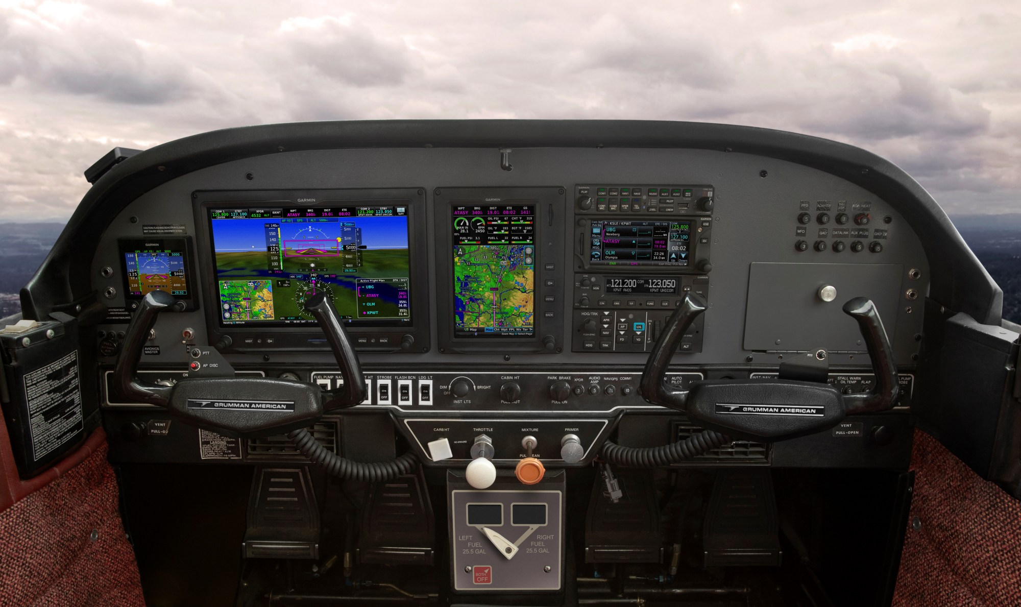 hight resolution of garmin certifies g3x touch for single engine piston aircraft business wire