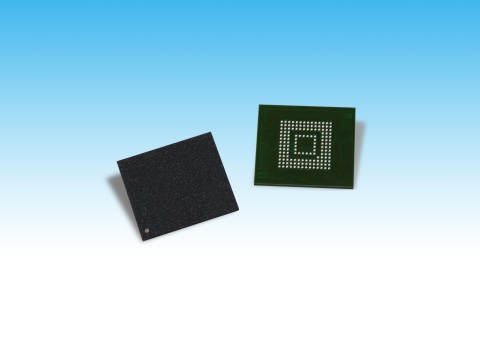Toshiba Memory Corporation: 3D Flash Memory Enabled UFS Devices for Automotive Applications (Photo:  ...