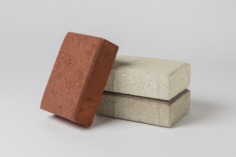 Solidia Concrete™ CO2-cured pavers (Photo: Business Wire)