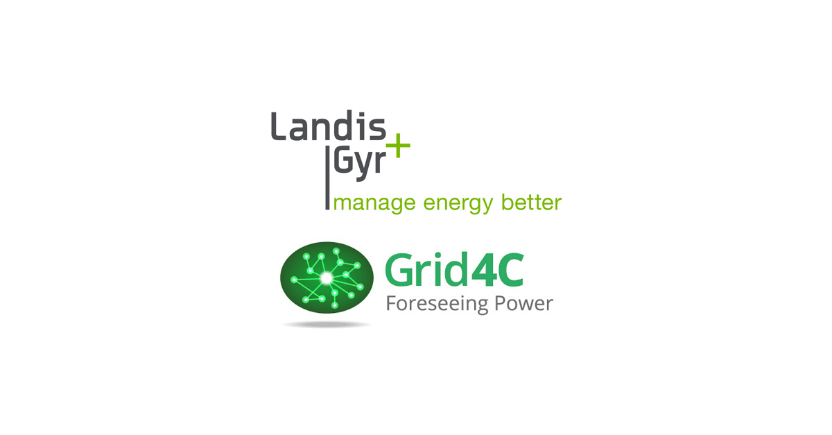Grid4C Partners with Landis+Gyr to Embed AI-Powered