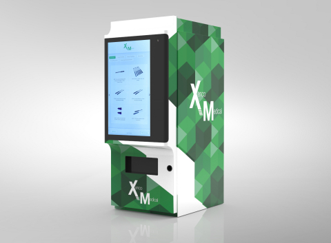 Surgical implant maker Xenco Medical has announced the launch of the first interactive vending machi ...