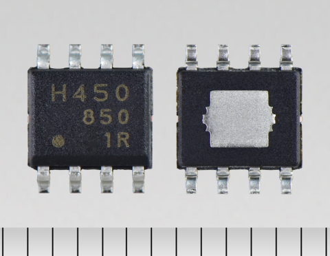 Toshiba: Low power consumption brushed DC motor driver IC with popular pin-assignment HSOP8 package  ...