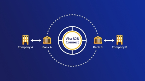 Visa B2B Connect (Graphic: Business Wire)