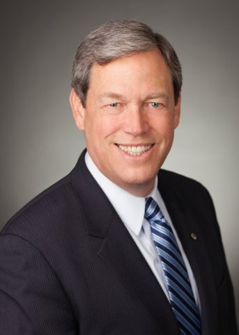 Camden R. Fine, Former ICBA President & CEO (Photo: Business Wire)