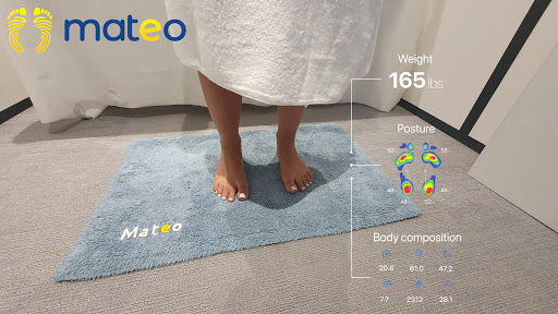 Mateo S Smart Bathroom Mat Earns A Ces Innovation Award Business Wire