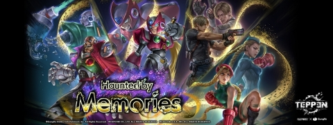 """The Maverick Hunter, Zero from the Mega Man X series will join TEPPEN. The Maverick Hunter, Zero is available as a playable Hero in TEPPEN's latest expansion: Haunted by Memories. This new expansion focuses on the haunted past of several memorable characters from Capcom's rich history and introduces the new ability """"Memory."""" Memory allows a card's abilities to change if the number of Action Cards used during the match is equal to or greater than the specified number. The Haunted by Memories expansion is jam packed with over 100 new cards that will add a new variety of exciting gameplay. (Graphic: Business Wire)"""