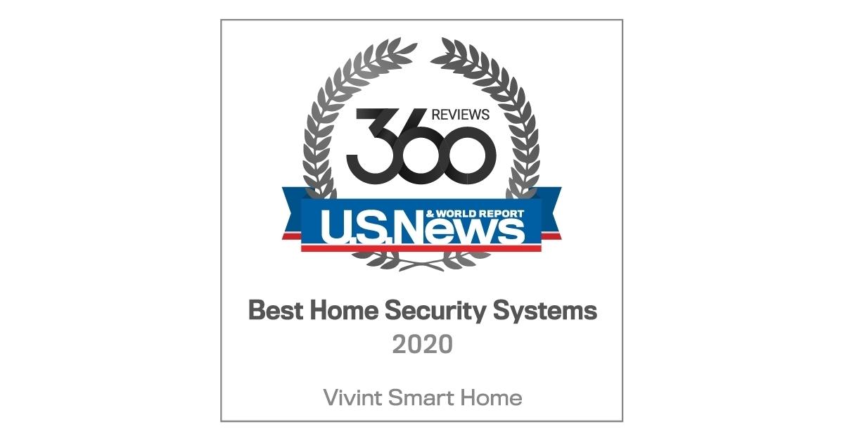 U.S. News & World Report Names Vivint Smart Home a Best