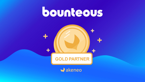 Leading digital experience agency Bounteous named Akeneo Gold Solution Partner amid groundbreaking B2C Project of the Year win. (Photo: Business Wire)