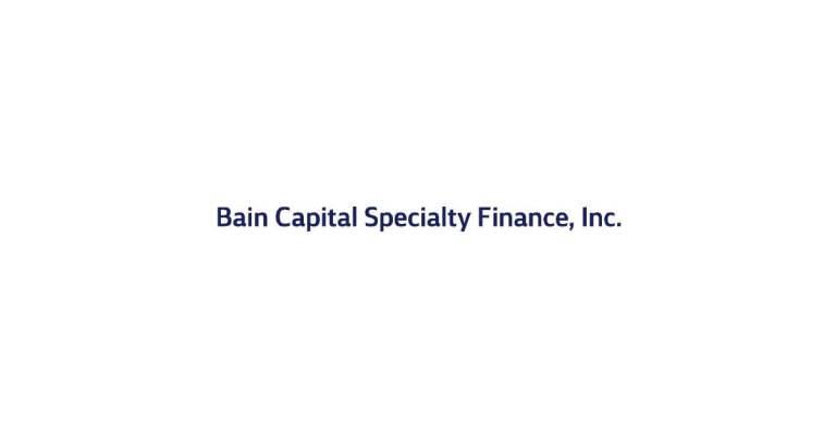 Bain Capital Specialty Finance, Inc. Issues Letter to Shareholders