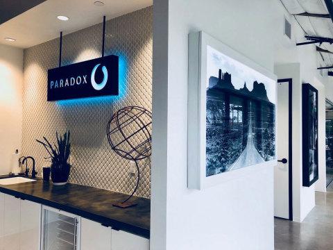 Paradox headquarters in Scottsdale, Arizona. (Photo: Business Wire)