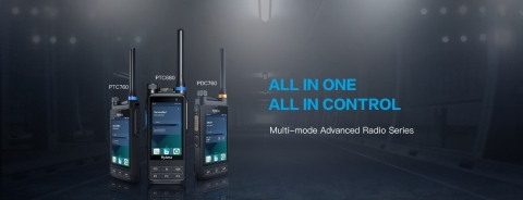 Hytera multi-mode advanced radios deliver intelligent technology solutions for PMR industry (Graphic: Business Wire)