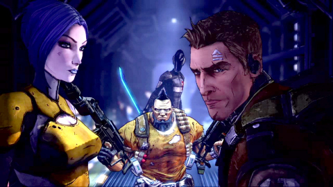 The Borderlands Legendary Collection will be available on May 29. (Photo: Business Wire)