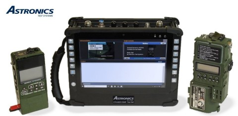CTS 6025 CSAR Calibration Test Set (Photo: Business Wire)