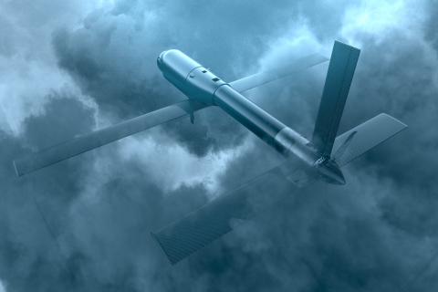 Switchblade 600 is an extended-range loitering missile system capable of multi-domain operations. (Photo: AeroVironment, Inc.)