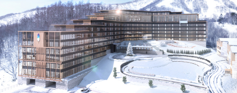 New World La Plume Niseko Resort (Photo: Business Wire)
