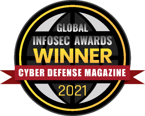 Resecurity, Inc. receives multiple honors at 9th Annual Global InfoSec Awards from Cyber Defense Magazine at 2021 RSA Conference. (Graphic: Business Wire)