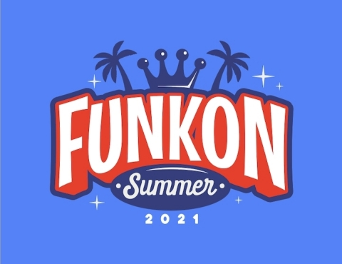 Official FunKon logo. (Graphic: Business Wire)