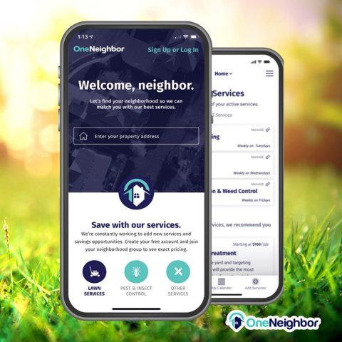 OneNeighbor Mobile App (Photo: Business Wire)