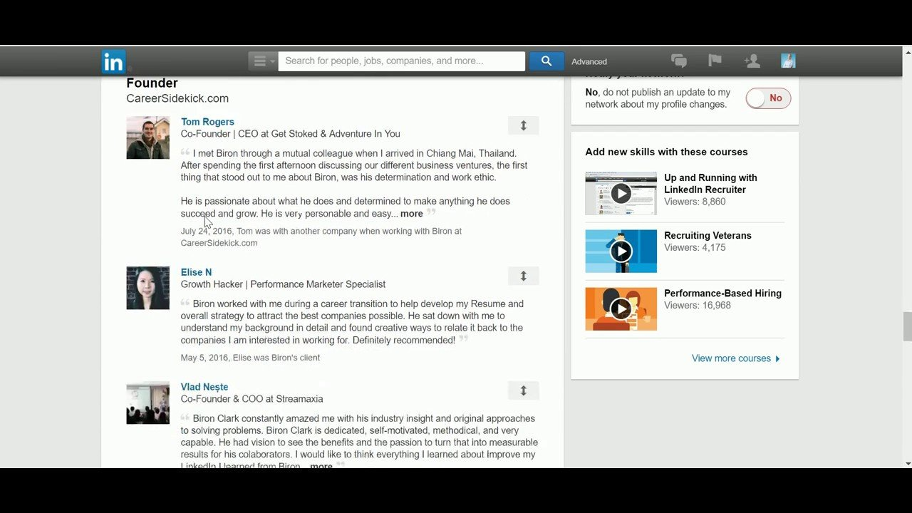 How to GRAB Attention on LinkedIn (In 3 Minutes)