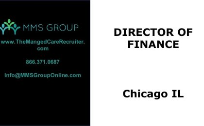 Manged Care Job Director of Finance Chicago