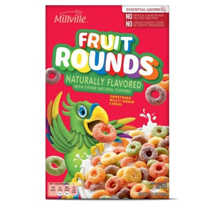 Fruit Rounds