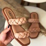 Rasteira Feminina Confortaveis de Tranças verão moda tendência loja online mm store shoes (4)