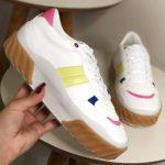 Tênis Feminino Juliete Branco Nova Coleção Primavera Verão Loja Online Mm Store Shoes Moda e Tendência calçadista (5)