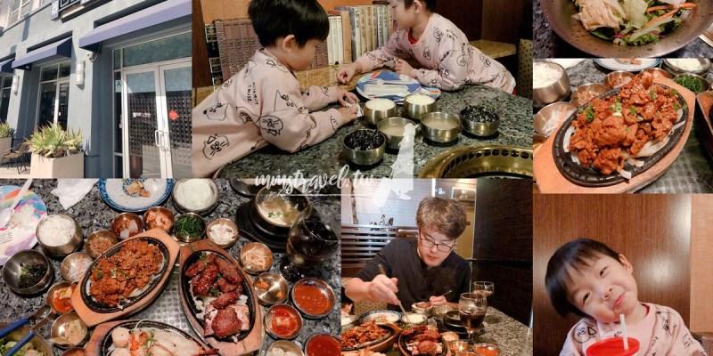 【美國LA】加州必吃美食:Genwa Korean BBQ,網路上人氣超高韓式燒肉店?!