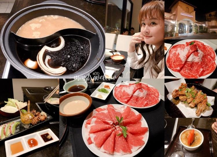 【美國CA】棕櫚泉必吃美食:Shabu Shabu Zen and Sake Bar 在美國吃到超正統好吃的日式火鍋,眼淚都要流下來了~