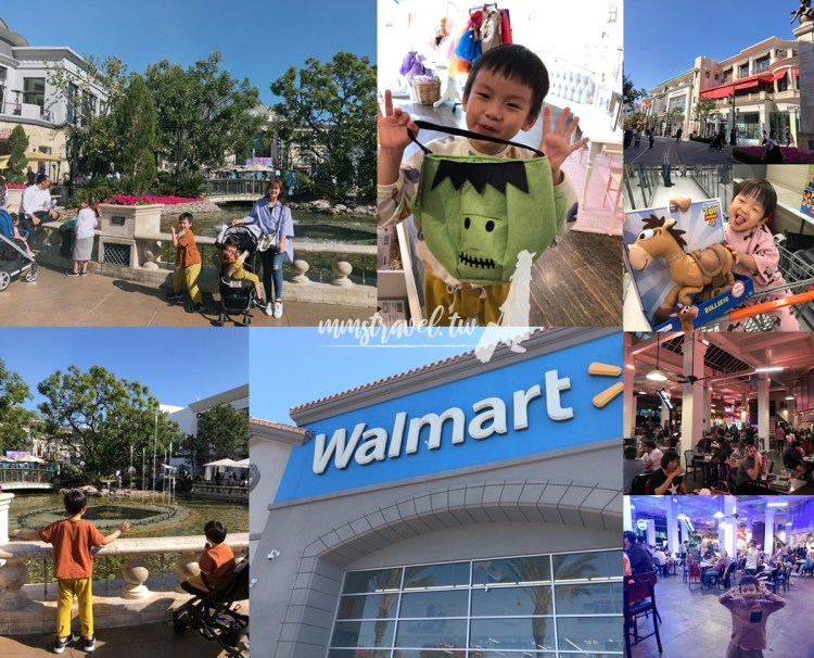 【美國LA】洛杉磯必逛四個市集、超市:小歐洲 The Grove、農夫市場 Farmers Market、大型超市 Walmart、中央市場 Grand Central Market!