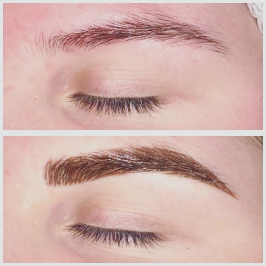 Semi Permanent Eyebrows Mm Studios