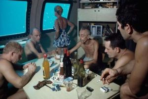 jacques-yves-cousteau-with-the-team-in-an-underwater-house-starfish