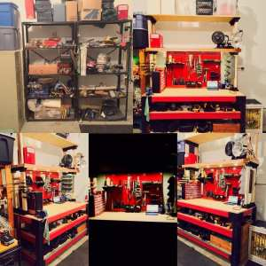 before-after of workbench
