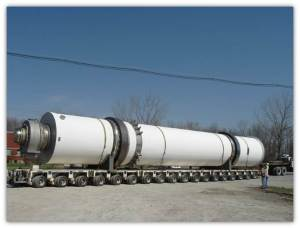 a large dryer