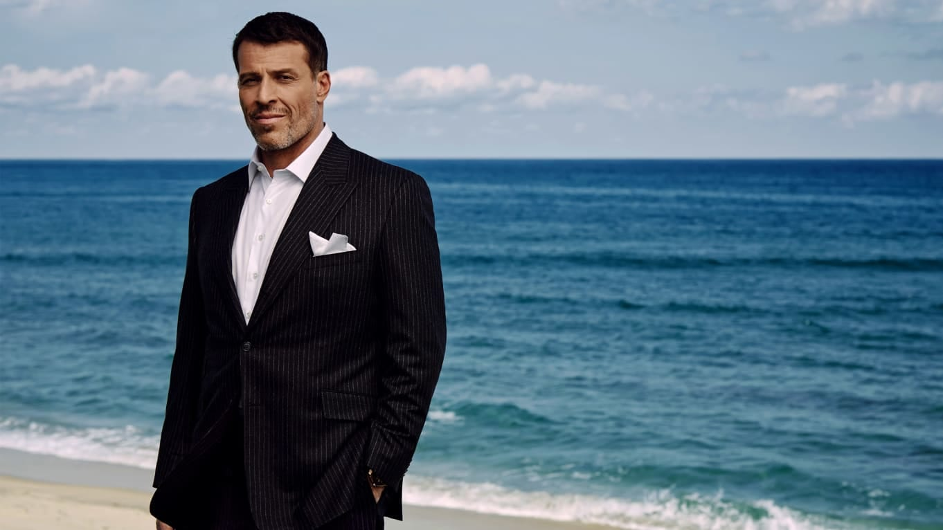 hey everyone its tony robbins