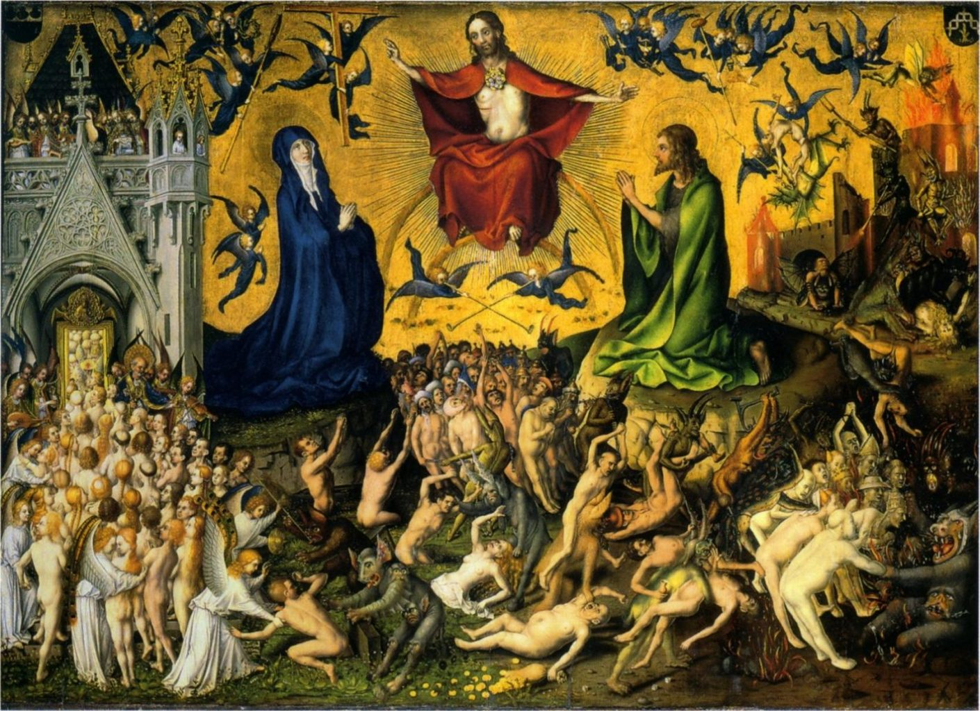 last judgement - lochner