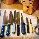 The importance of Sharp Kitchen Knives