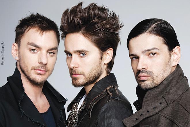 M Music & Musicians Magazine » 30 Seconds To Mars