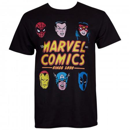 avengers t shirts