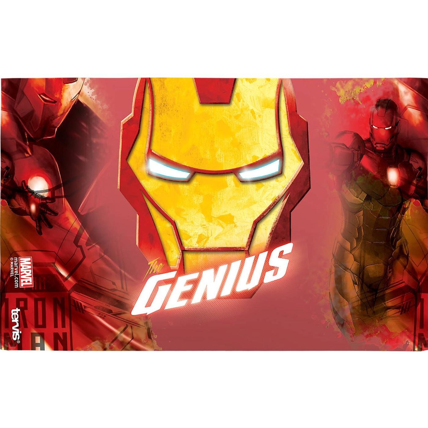 Iron Man Wrap Tumbler With Travel Lid 16 Oz Tervis