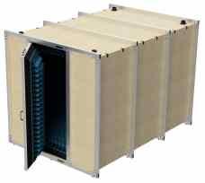 AC1224 modular antenna test range