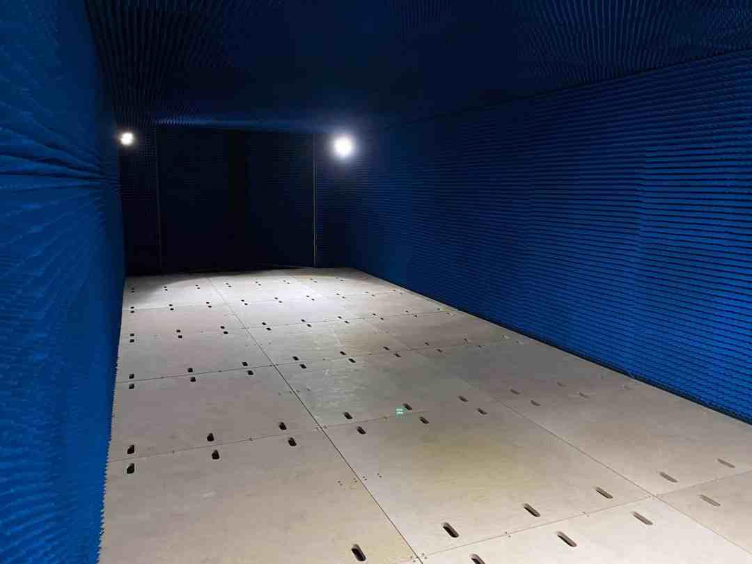 Inside AC1224 (GEN2) 9.6 m x 3.6 m