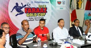 Faraz Gold Cup