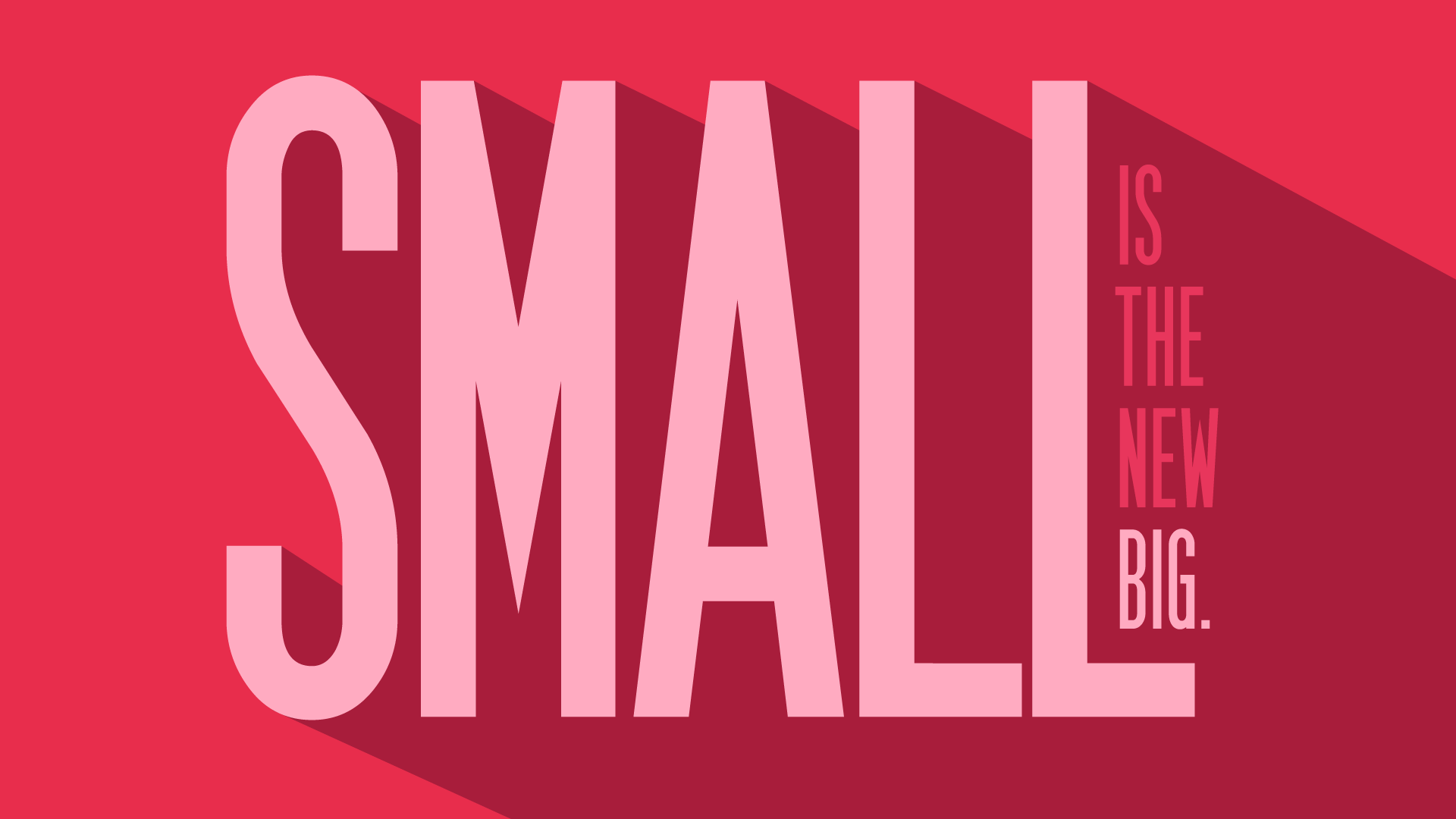 Small is The New Big | Recognized Stock Exchange