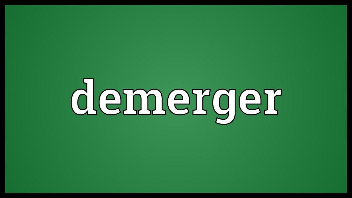 IDFC Demerges IDFC Bank
